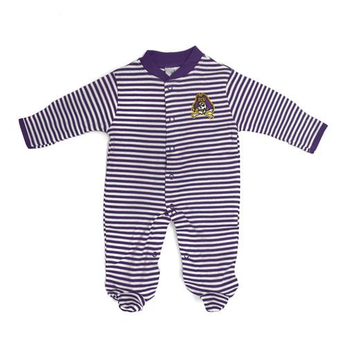 Purple & White Jolly Roger Sleeper