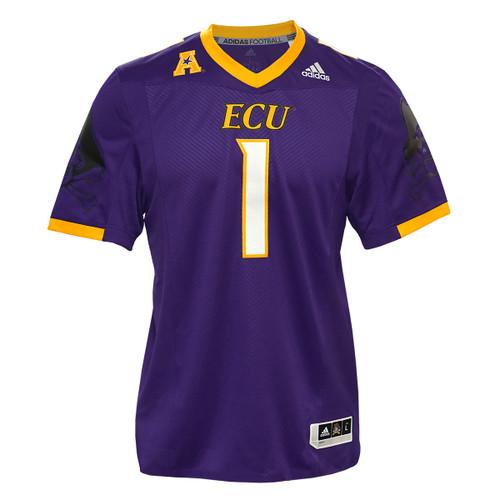 Purple #1 Premier Adidas Football Jersey