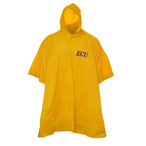 Gold Re-usable ECU Poncho