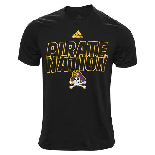 Black Adidas Pirate Nation Creator Tee