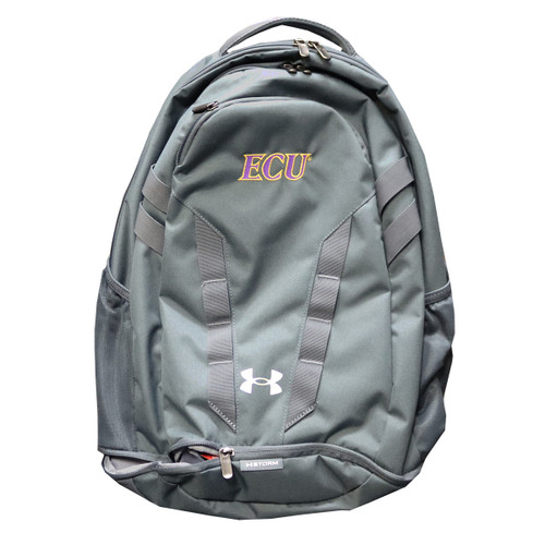 Charcoal Hustle ECU Backpack