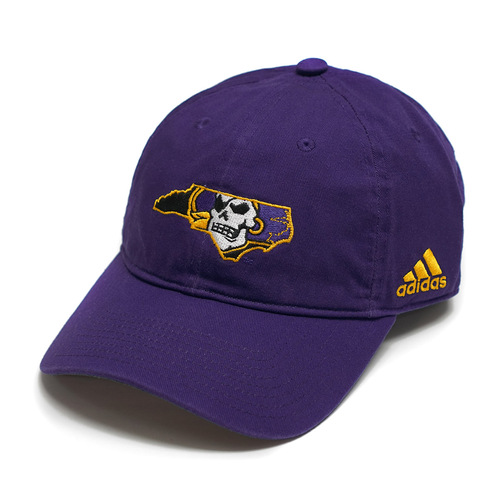 Purple Pirate State Of Mind Adjustable Adidas Cap