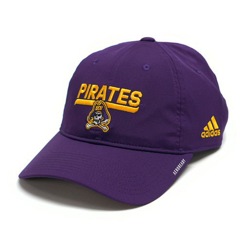 Purple Pirates & Jolly Roger Adidas Bar Cap