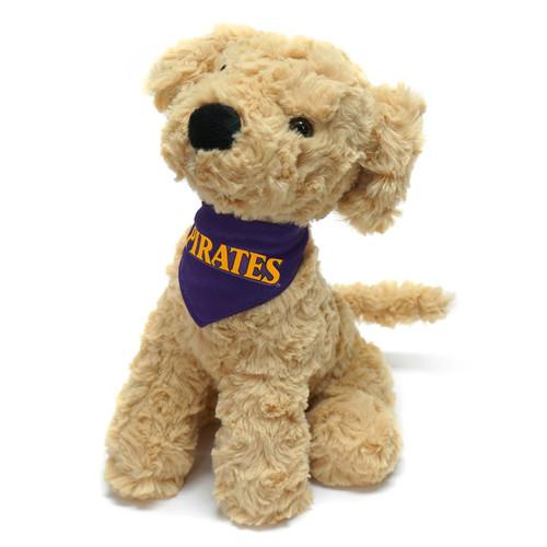 Golden Retriever Pirates Cuddle Buddy