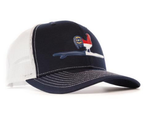 Beach & Barn State of Mind Navy Hat