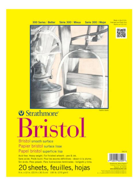 Strathmore Bristol Smooth Pad 11x14