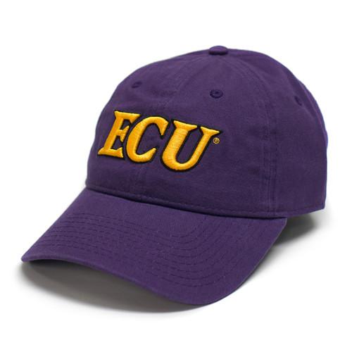 Purple ECU Adjustable Cap