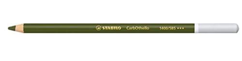 Olive Green Carbothello Pastel Pencil 1400/585