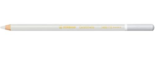 Gray White Carbothello Pastel Pencil 1400/110