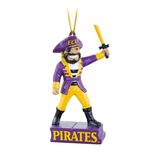 Pee Dee Statue on Pirates Ornament