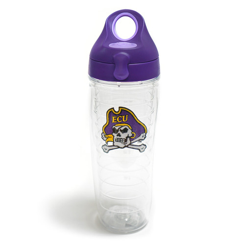 Tervis 20oz Jolly Roger Water Bottle with Loop Lid