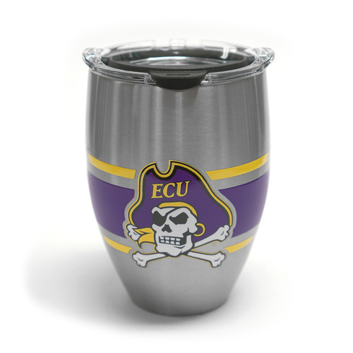 Tervis 12oz Stainless Jolly Roger & Pirates Tumbler