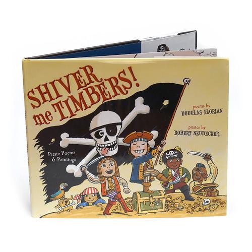 Shiver Me Timbers Kid's Book