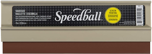 Speedball 9-Inch Squeegee