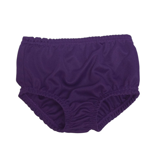 Purple Baby Bloomers