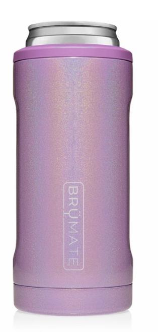 Brumate Hopsulator Slim Glitter Violet