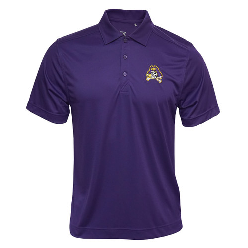 Purple Northgate Jolly Roger Polo