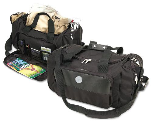 Black ECU Seal Nylon Sport Bag
