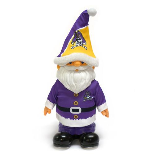 ECU Santa Gnome Figurine