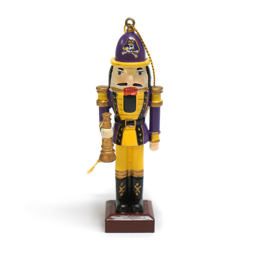 ECU Hornblower Nutcracker Ornament