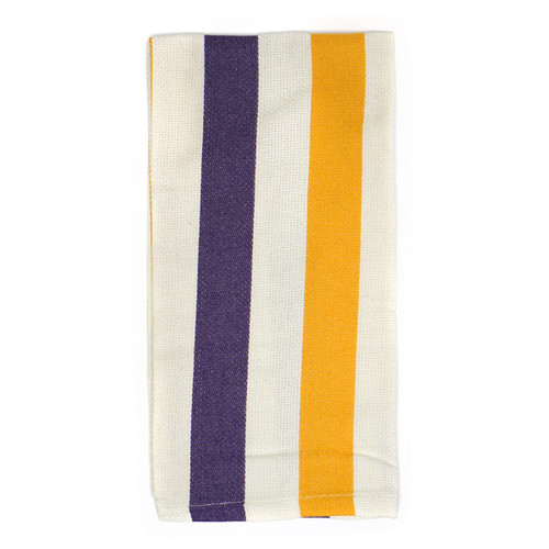 Traditions Purple & Gold Hand towel