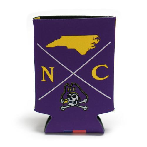 Purple & Gold NC X ECU Design