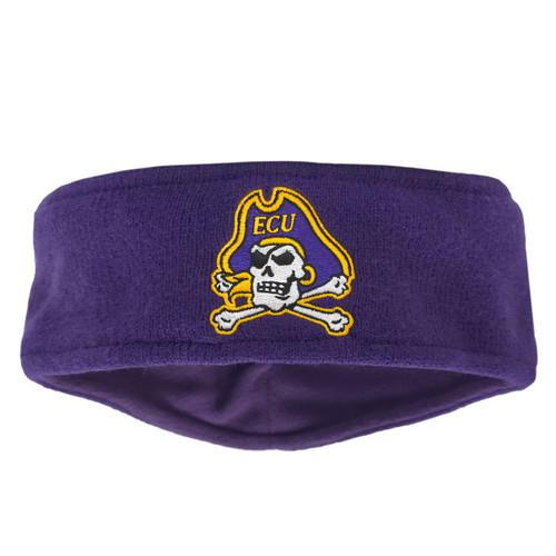 Purple Jolly Roger Earband