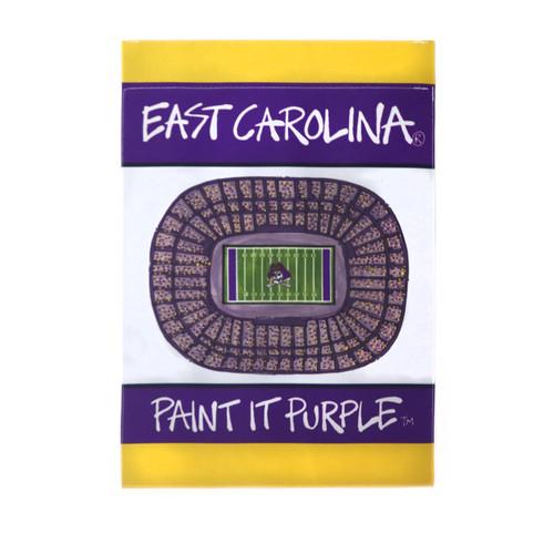 Garden Flag Stadium Paint It Purple