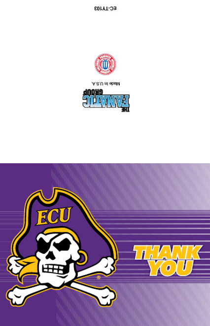 Thank You ECU Cards 10-Pack