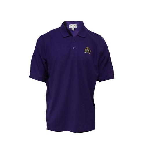 Purple Jolly Roger Polo