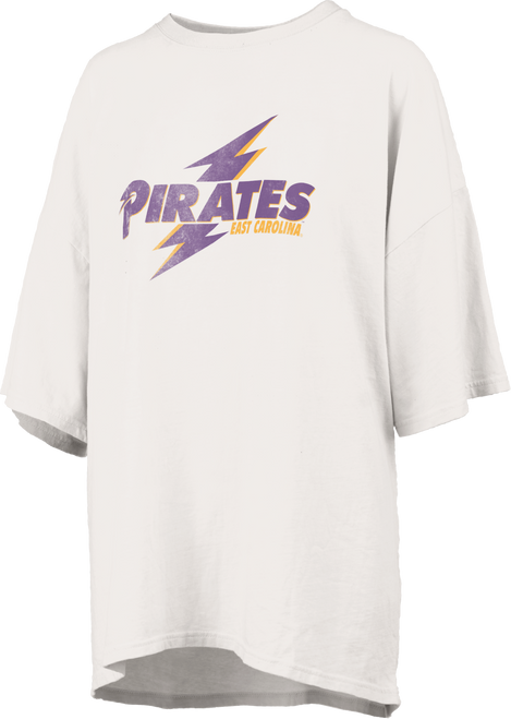 Tee Ivory Glam Rock Pirates One Size