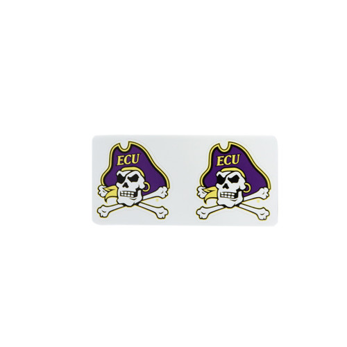 Mini Jolly Roger Removable Decal 2 Pack