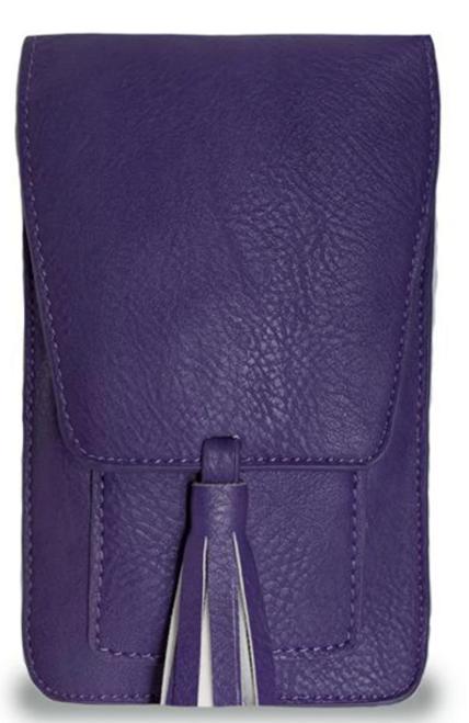 Harper Crossbody Bag Purple