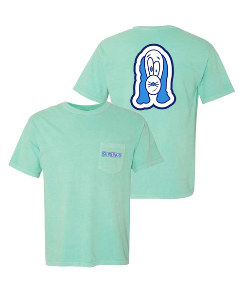 Tee Pocket SupDogs Chalky Mint