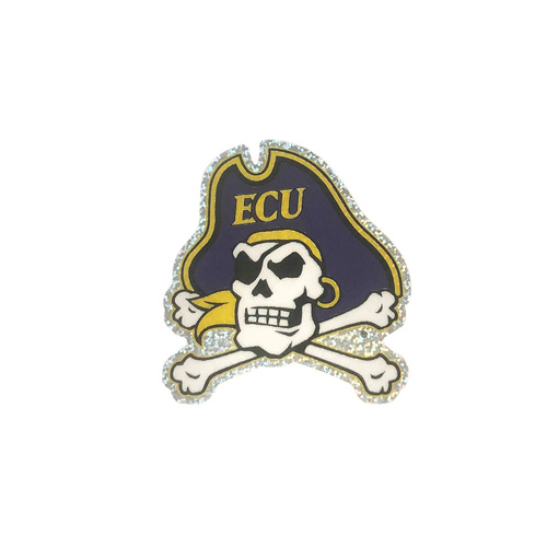 Holographic Jolly Roger Decal