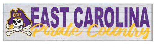 White East Carolina Sign