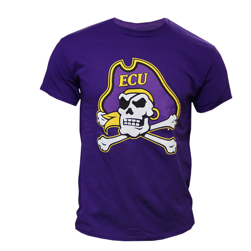 Purple Jolly Roger Tee