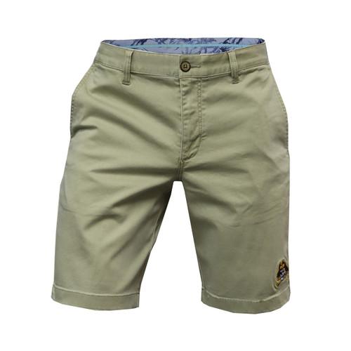 Khaki Tommy Bahama Jolly Roger Shorts