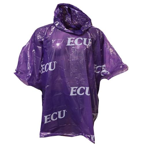 Purple Light Weight Poncho