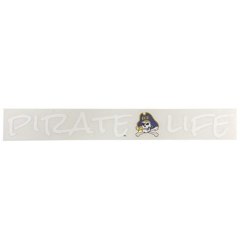 Pirate Life Jolly Roger Decal