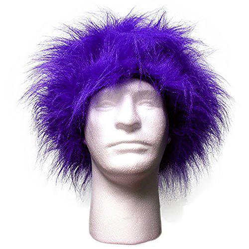 Purple Team Spirit Wig