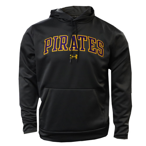 Charcoal Pirates Arch Hoodie