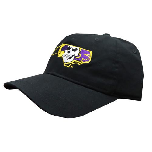 Black Pirate State Of Mind Cap