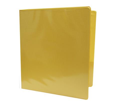 1 inch Yellow Binder