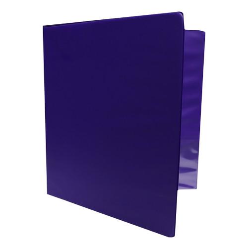 1 Inch Purple Binder