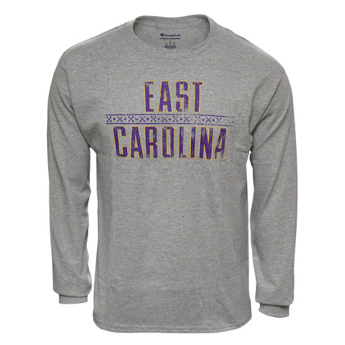 East Carolina ICON Bar Tee