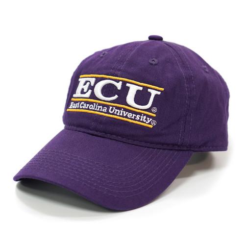 Classic Purple ECU Bar Cap