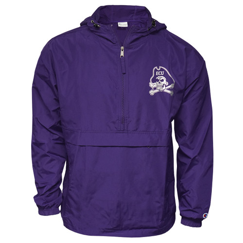 Pack N' Go Purple All Weather Jolly Roger Pullover