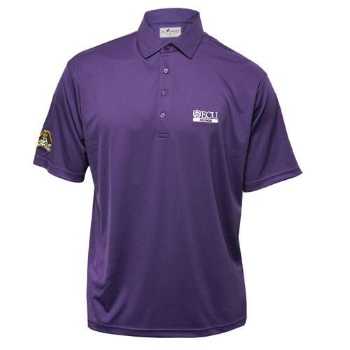 Purple Cupola Alumni Polo