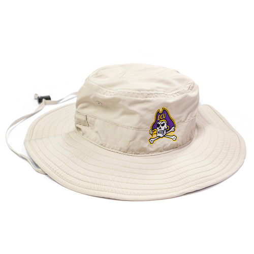 Stone Jolly Roger Bucket Hat